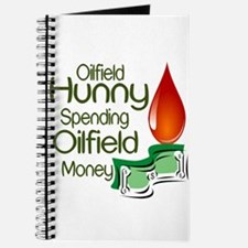 Oilfield Hunny Spending Oilfield Money Journal