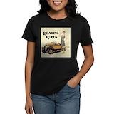 1920s Women's Dark T-Shirt