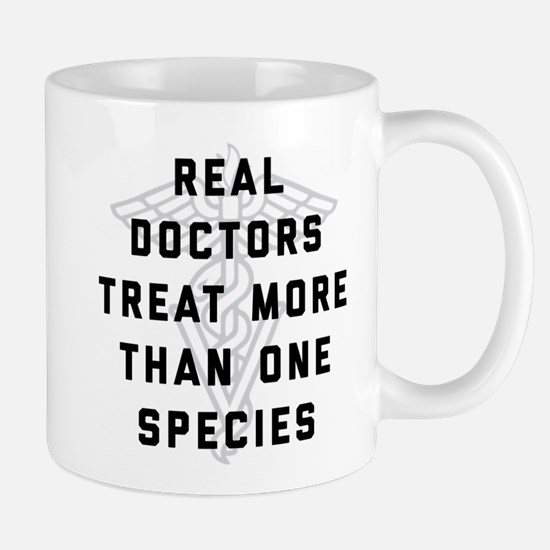 Real Doctors Treat More Than One Mug