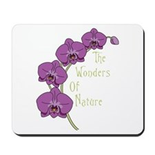 The Wonders Of Nature Mousepad