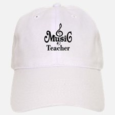 Music Teacher stylish Baseball Baseball Cap