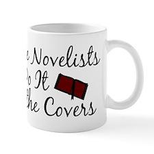 Romance Novelists Do It Under the Cover Mug