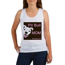 Pit Bull Mom Tank Top
