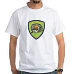 Camp Verde Marshal White T-Shirt