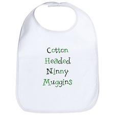 Ninny Muggins Bib