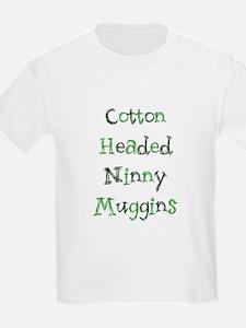 Ninny Muggins Kids T-Shirt