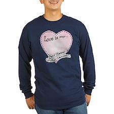 Love is my Petit Basset Griffon Vendeen T