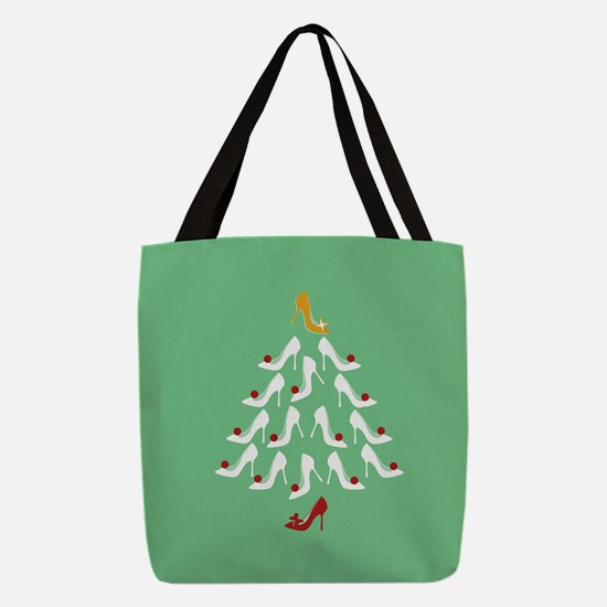 shoe-tree_b.png Polyester Tote Bag
