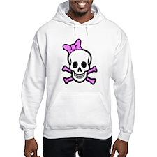 Ms. Skull Hoodie