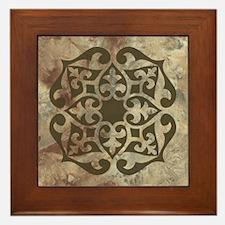 STONE Framed Tile