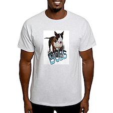 "boss ""bullie"" Ash Grey T-Shirt"