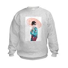 shy geisha Sweatshirt