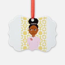 Cutie Pie by Christy Lynn Ornament