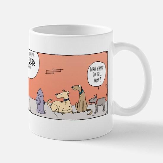 acolorbest dog ever Mugs