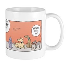 acolorbest dog ever Mugs