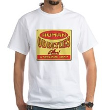 Human Oddities with faded backgro Shirt