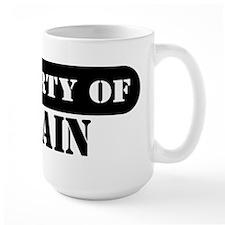 Property of Efrain Mug