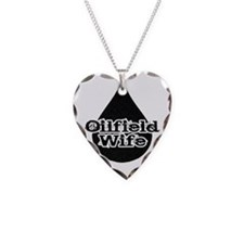Oilfield Wife Oil Drop Necklace