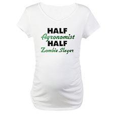 Half Agronomist Half Zombie Slayer Shirt