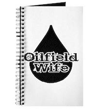 Oilfield Wife Oil Drop Journal