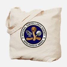 NSA (National Surveillance Agency) Tote Bag