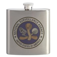NSA (National Surveillance Agency) Flask