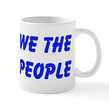We The People Mugs