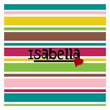 Trendy Modern Stripes - Customized 5.25 x 5.25 Fla