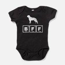 American Bulldog Baby Bodysuit