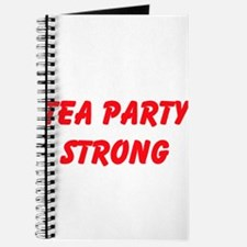 Tea Party Strong Journal