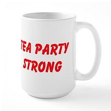 Tea Party Strong Mugs