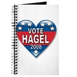 Vote Chuck Hagel 2008 Political Journal