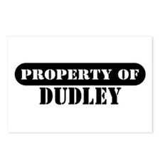 Property of Dudley Postcards (Package of 8)