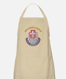 DUI - 62nd Medical Brigade with text Apron