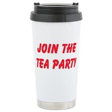 Join The Tea Party Travel Mug