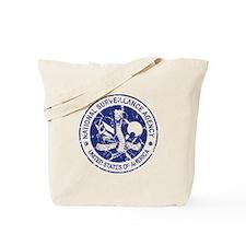 NSA (Blue) Tote Bag