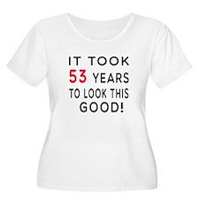It Took 53 Birthday Designs T-Shirt