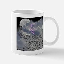 Dark Stormy Night Mugs