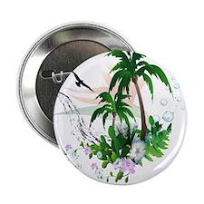 """Summer Design 2.25"""" Button (100 pack)"""