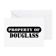 Property of Douglass Greeting Cards (Pk of 10)