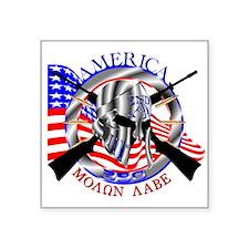 Molon Labe 390 Sticker