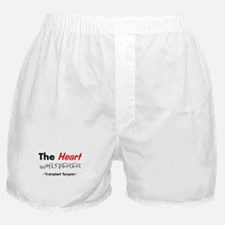 Transplant Surgeon 2 Boxer Shorts