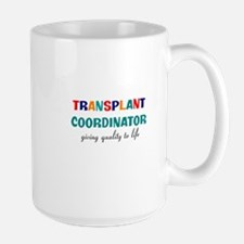 transplant coordinator 3 Mugs