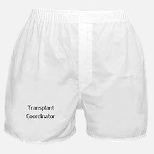 transplant coordinator 1 Boxer Shorts