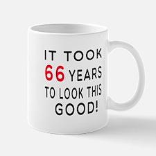 It Took 66 Birthday Designs Mug