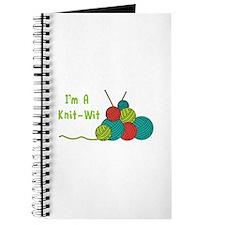 Im a Knit-Wit Journal