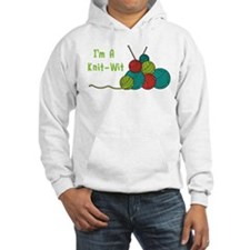 Im a Knit-Wit Hoodie