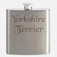 Yorkshire Terrier Flask