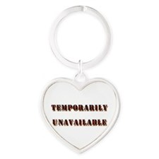 Temporarily Unavailable Keychains