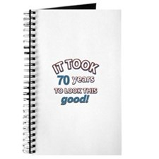 Took 70 years to look this good Journal